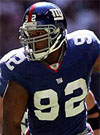 Michael Strahan, Defensive End, 1993-2007